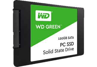 WD Green, 120 GB, Interne SSD, 2.5 Zoll