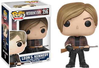 Pop! Games: Resident Evil - Leon Kennedy #156 Vinyl Figure