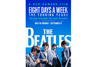 The Beatles - Eight Days a Week: The Touring Years (Blu-ray)