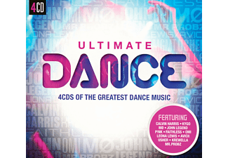 Ultimate... Dance CD