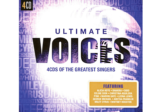 Ultimate... Voices CD