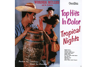Werner Müller & His Orchester - Tropical Nights & Top Hits In Color - (CD)