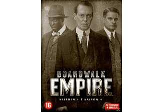 Boardwalk Empire - Seizoen 4 - DVD