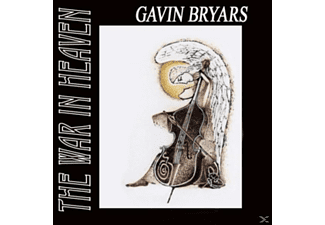 Bahrmann, Anja-Nina / Engeltjes, Maarten - Gavin Bryars: The War in Heaven - (CD)