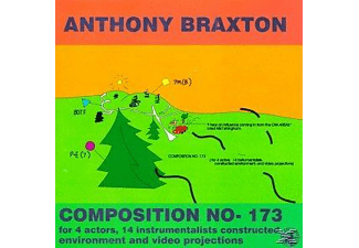 Anthony Braxton - Composition No-173 - (CD)