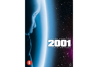 2001: A Space Odyssey DVD