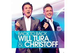 Tura, Will & Christoff - Back to Back CD