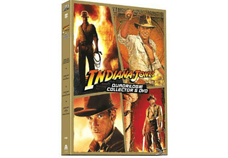 Indiana Jones Quadrilogie DVD