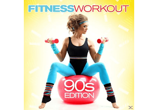 VARIOUS - Fitness Workout 90s Edition - (CD)