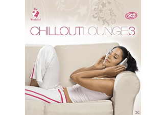 VARIOUS - Chillout Lounge Vol.3 - (CD)