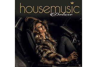 VARIOUS - House Music Deluxe - (CD)