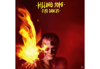 Killing Joke - Fire Dances  (Ltd.Picture Vinyl) - (Vinyl)