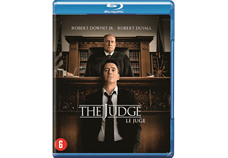 The Judge Blu-ray