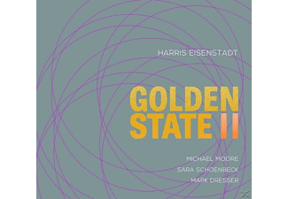 Harris Eisenstadt - Golden State II - (CD)