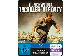 Tschiller - Off Duty (Exklusive Steel-Edition) - (Blu-ray)