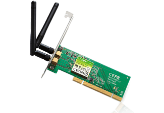TP LINK N300 WiFi PCI Adaptor - (TL-WN851ND)