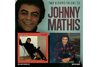 Johnny Mathis - YOU LIGHT UP MY LIFE/MATHIS - (CD)