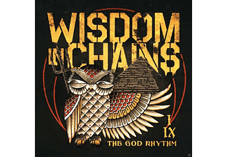 Wisdom In Chains - The God Rhythm - (CD)