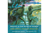 Booth-Jones, Chris / Kennaway, Igor - Bright is the Ring of Words [CD]