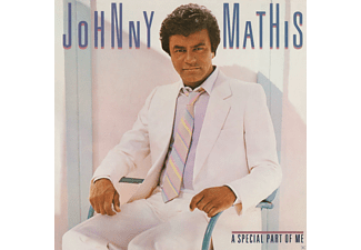 Johnny Mathis - SPECIAL PART OF ME - (CD)