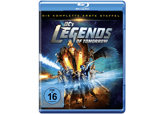 DC's Legends of Tomorrow - Staffel 1 - (Blu-ray)