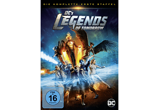 DC's Legends of Tomorrow - 1. Staffel - (DVD)