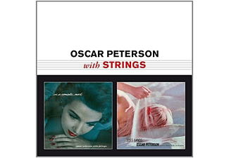 Oscar Peterson - With Strings (Remastered) (CD)