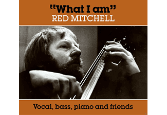 Red Mitchell - What I Am - (CD)