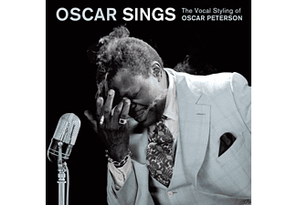 Oscar Peterson - The Sings the Vocal Styling of Oscar Peterson (CD)