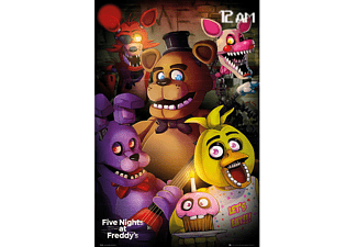 Five Nights at Freddy´s Poster