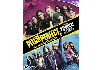 Pitch Perfect 1 & 2 Blu-ray