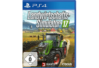 Landwirtschafts-Simulator 17 - PlayStation 4