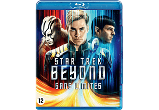 Star Trek Sans Limites Blu-ray