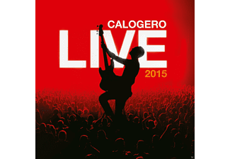 Calogero - Live 2015 CD