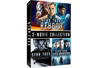 Star Trek 3 - Movie Collection DVD