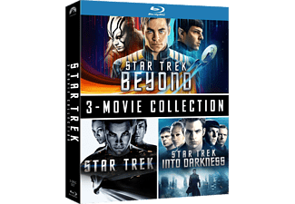 Star Trek 3 - Movie Collection Blu-ray