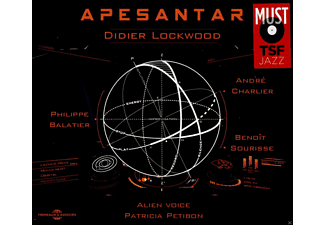 Didier Lockwood - Apesantar - (CD)