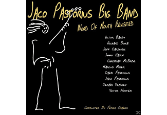 Jaco Pastorius Big B, Jaco Pastorius - Word Of Mouth Revisited - (CD)