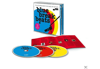 VARIOUS - Blue Break Beats - (CD)
