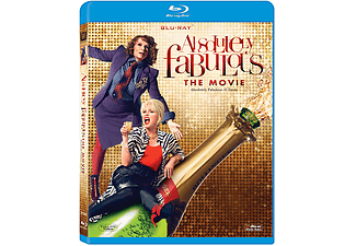 Absolutely Fabulous: Η Ταινία Blu-ray