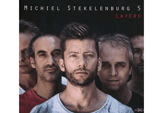 Michiel Stekelenburg 5 - Layers - (CD)