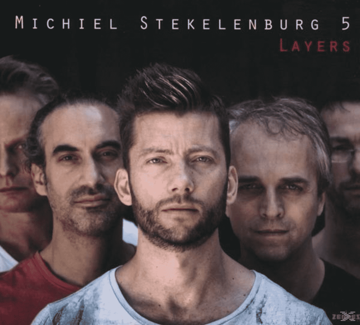 Michiel Stekelenburg 5 - Layers (CD)