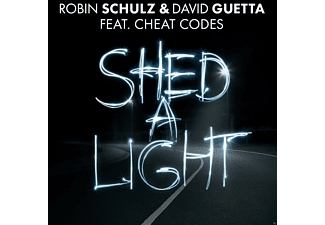 Robin Schulz, David Guetta, Cheat Codes - Shed A Light - (5 Zoll Single CD (2-Track))