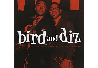 Charlie Parker - Bird and Diz (CD)