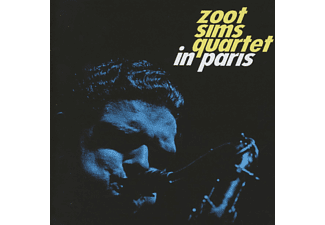 Zoot Sims - Quartet in Paris (CD)