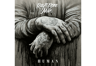 Rag'n'Bone Man - Disfigured EP - (Maxi Single CD)