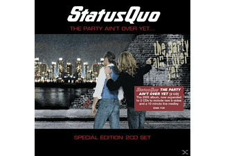 Status Quo - The Party Ain't Over Yet (Expanded+Bonustracks) [CD]