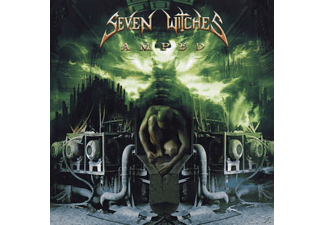 Seven Witches - Amped - (CD)