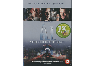 A.I. Artificial Intelligence DVD