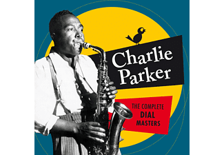 Charlie Parker - The Complete Dial Masters (CD)